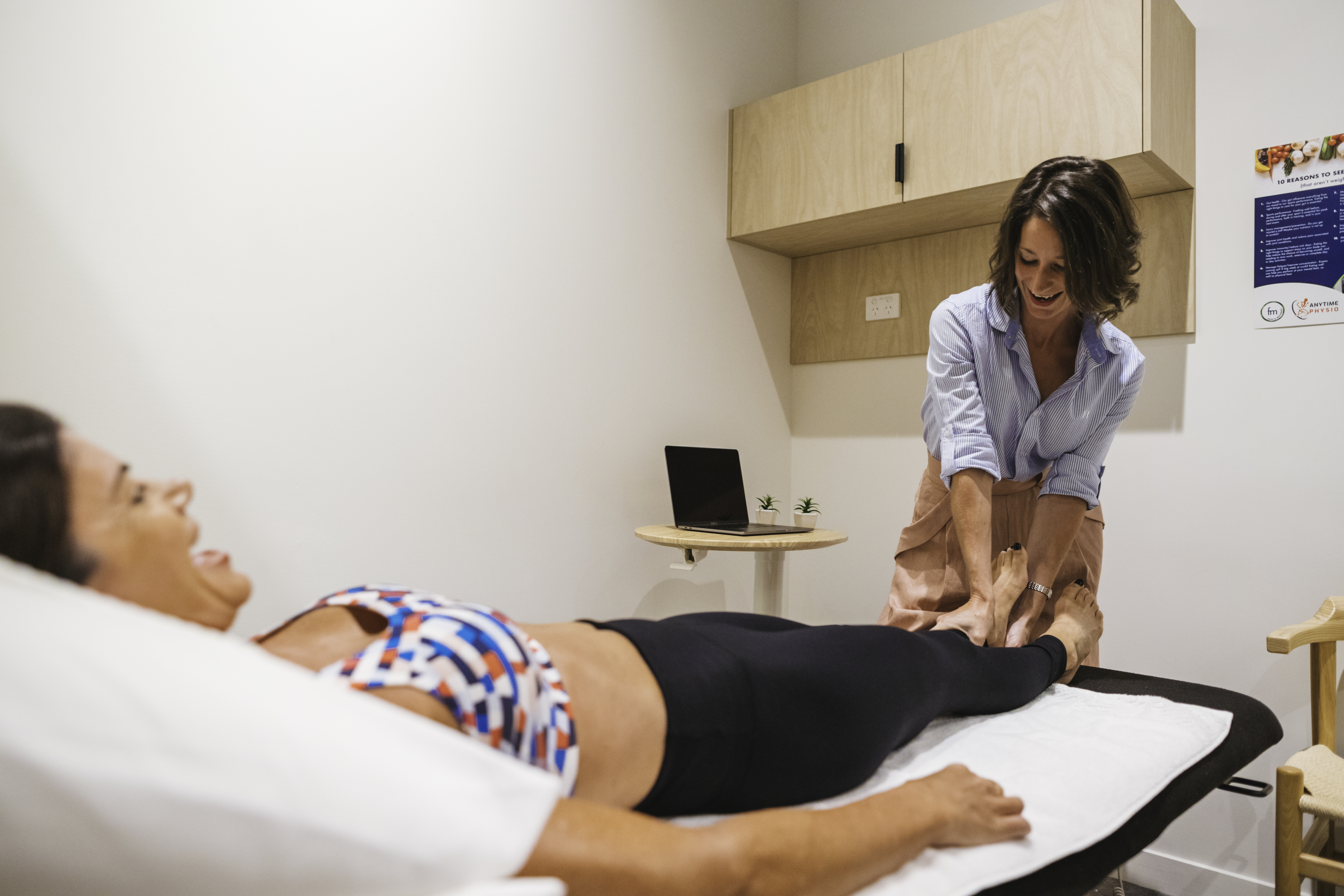 Brisbane Ankle Treatment Anytime Physio