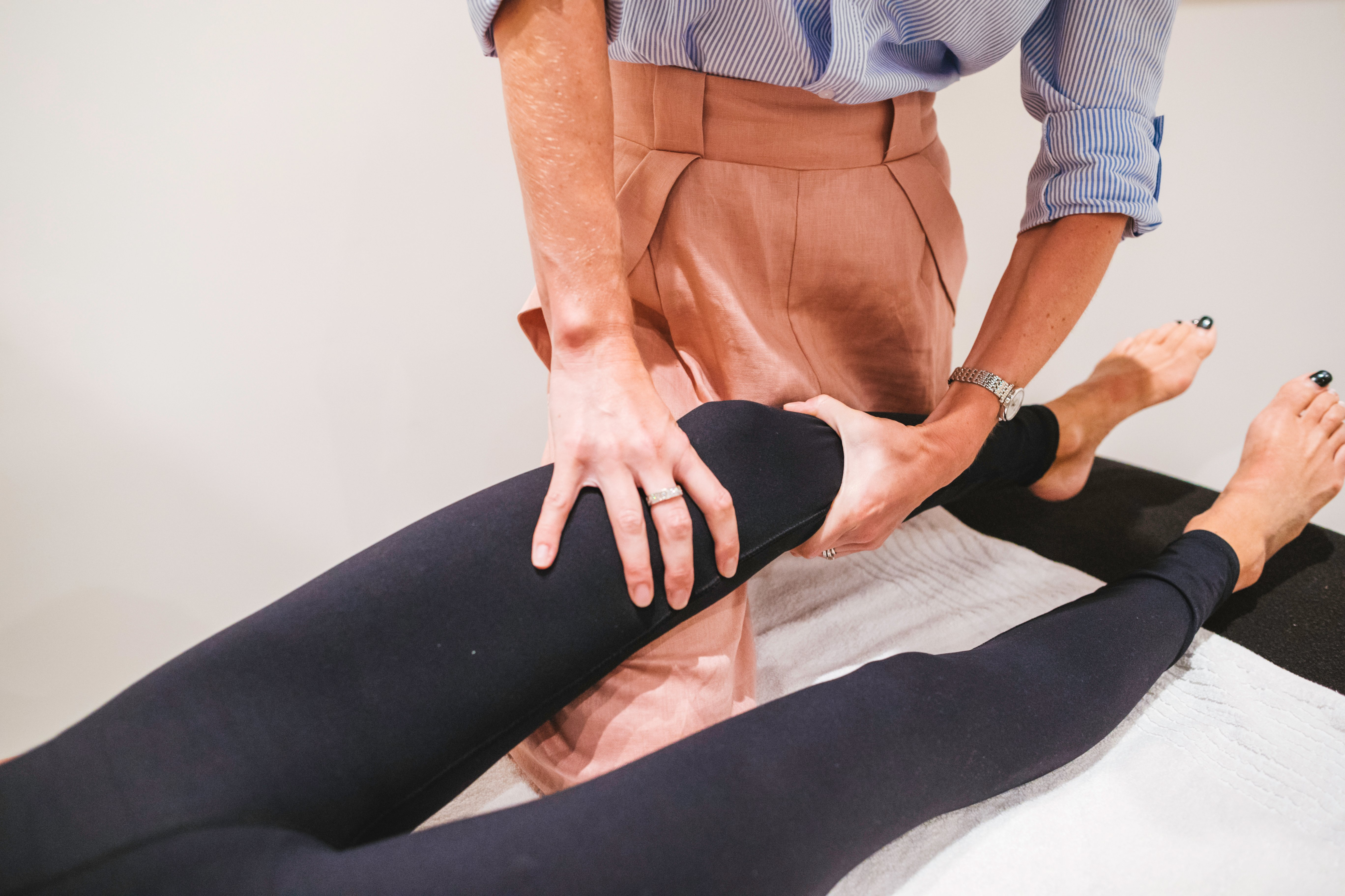 Brisbane Knee ACL physio Anytime Physio